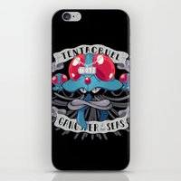 gangster iPhone & iPod Skins featuring Gangster by Greg Wright