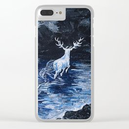 Prongs Clear iPhone Case