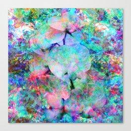 Parisian Bouquet Canvas Print