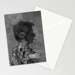 A tribute to Alain Bashung Stationery Cards