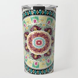 Sloth Yoga Medallion Travel Mug