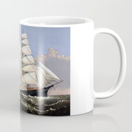 Clipper Ship Three Brothers Coffee Mug