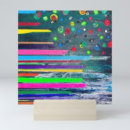 This Is America Mini Art Print
