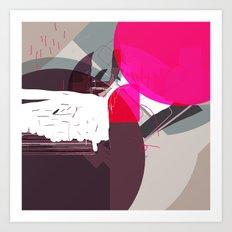 Input Art Print