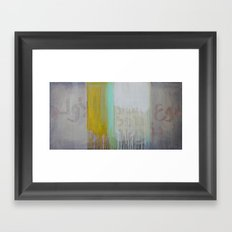 #3 Jesus Falls For The First Time Framed Art Print