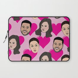 Love on the weeknd Laptop Sleeve