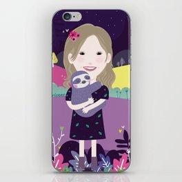 Ella iPhone Skin