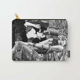 Opulence & Decadence Carry-All Pouch