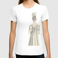 pride and prejudice T-shirts featuring Pride and Prejudice by Bonnie J. Breedlove