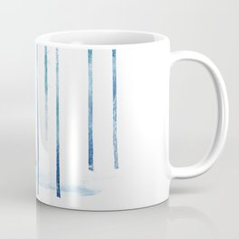 Sleeping in the woods Coffee Mug