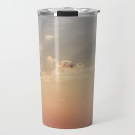 Sunbeams at Annisquam lighthouse #2 Travel Mug