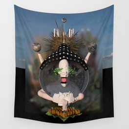 She/He Wall Tapestry
