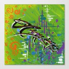 """NAMASTE"" Canvas Print"