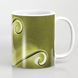 Papillon d'or Coffee Mug