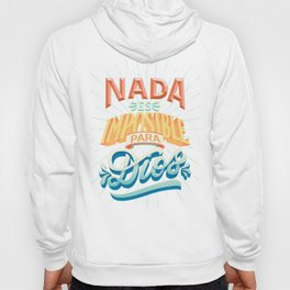 Nothing is impossible to god Hoody