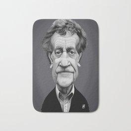 Kurt Vonnegut Bath Mat