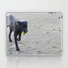 Happy Dog Laptop & iPad Skin
