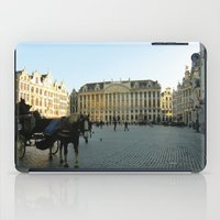 brussels iPad Cases featuring Brussels by Emily Brady