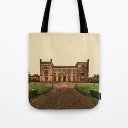 A splendid past. Elvaston Castle, Derbyshire Tote Bag
