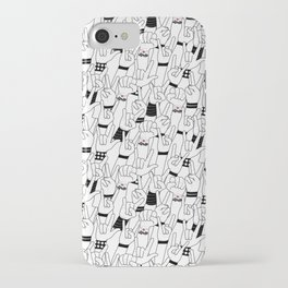 Rock and Roll: Concert iPhone Case