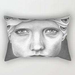 anthem for a seventeen year old series n5 Rectangular Pillow