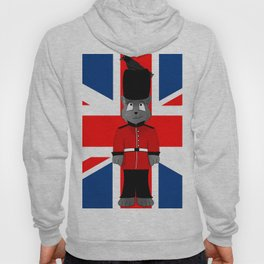 Union Jack Cat Hoody