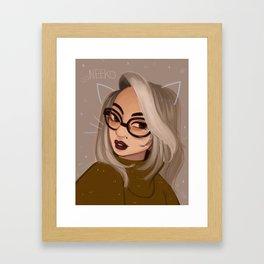 November Neeko '16 Framed Art Print