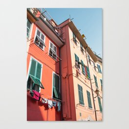 Golden Hour in Italy Canvas Print