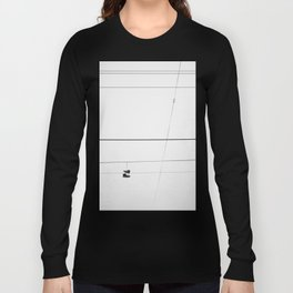 On a Wire Long Sleeve T-shirt