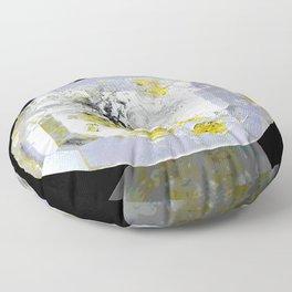 Solar Plexus Floor Pillow