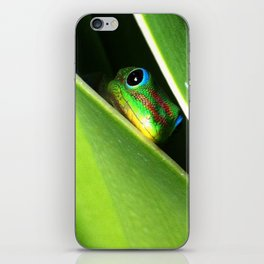 Eyes in the Grass iPhone Skin
