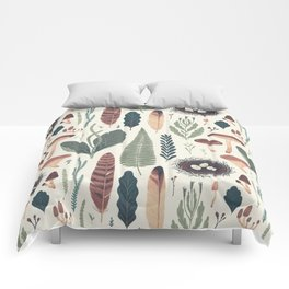 Forest Fall Pattern Comforters