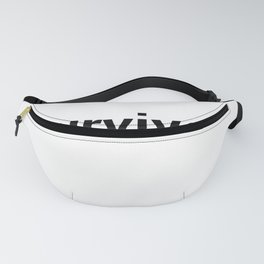 survivor Fanny Pack