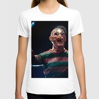 freddy krueger T-shirts featuring Freddy Krueger by TJAguilar Photos