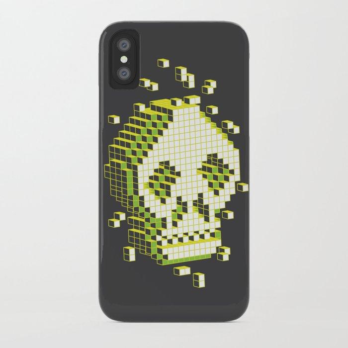 pixelation iPhone Case