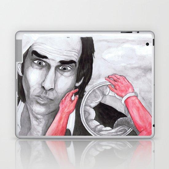"""Push the Sky Away"" by Cap Blackard Laptop & iPad Skin"