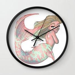 M3rmaid Wall Clock