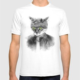 Biker Cat T-shirt