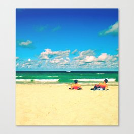 12th st. Canvas Print
