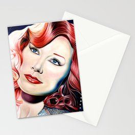 Tori Amos Painting Stationery Cards