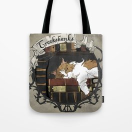 Crookshanks Tote Bag