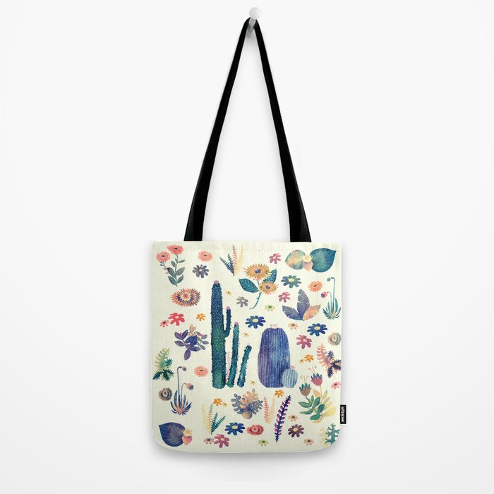cactus king and queen 2 Tote Bag