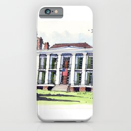 Ducros House, Thibodaux, Louisiana iPhone Case