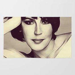 Helen Reddy, Singer Rug