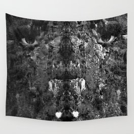Watercolor Anthropomorphism 92 Wall Tapestry