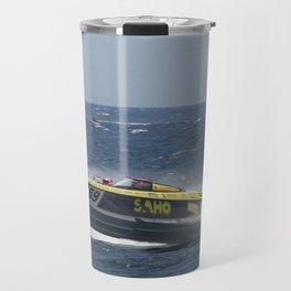Powerboat Racing Travel Mug