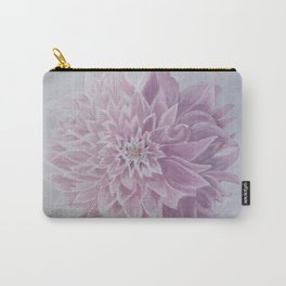 Hello Flower Carry-All Pouch