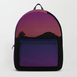 Sunset - White Pocket, Vermilion Cliffs, AZ Backpack