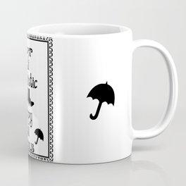 Mary Poppins Quote Coffee Mug