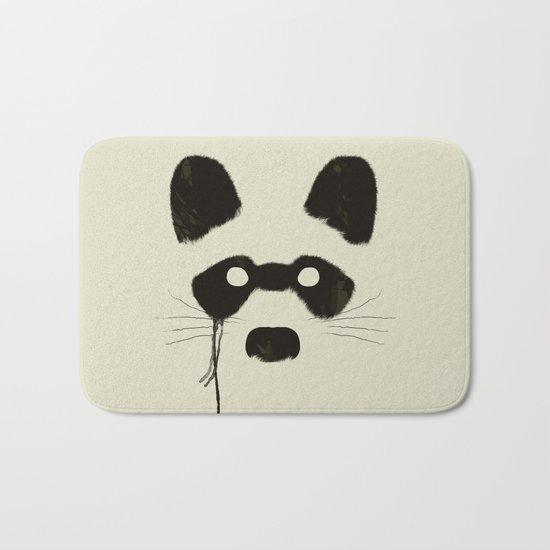 Raccoon {Light} Bath Mat